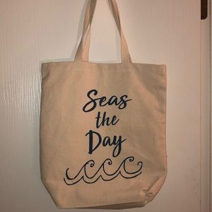 Seas the Day Tote